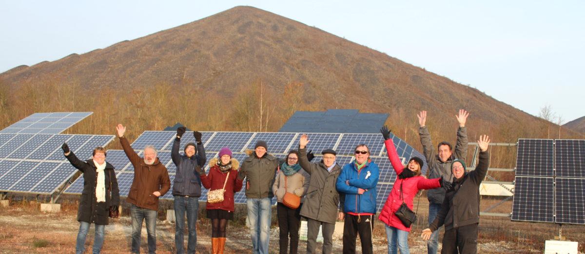 Le Plan solaire citoyen